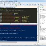 [PowerShell 3.0(ISE) 安裝及顏色配置]-把命令提示字元淘汰掉吧!!